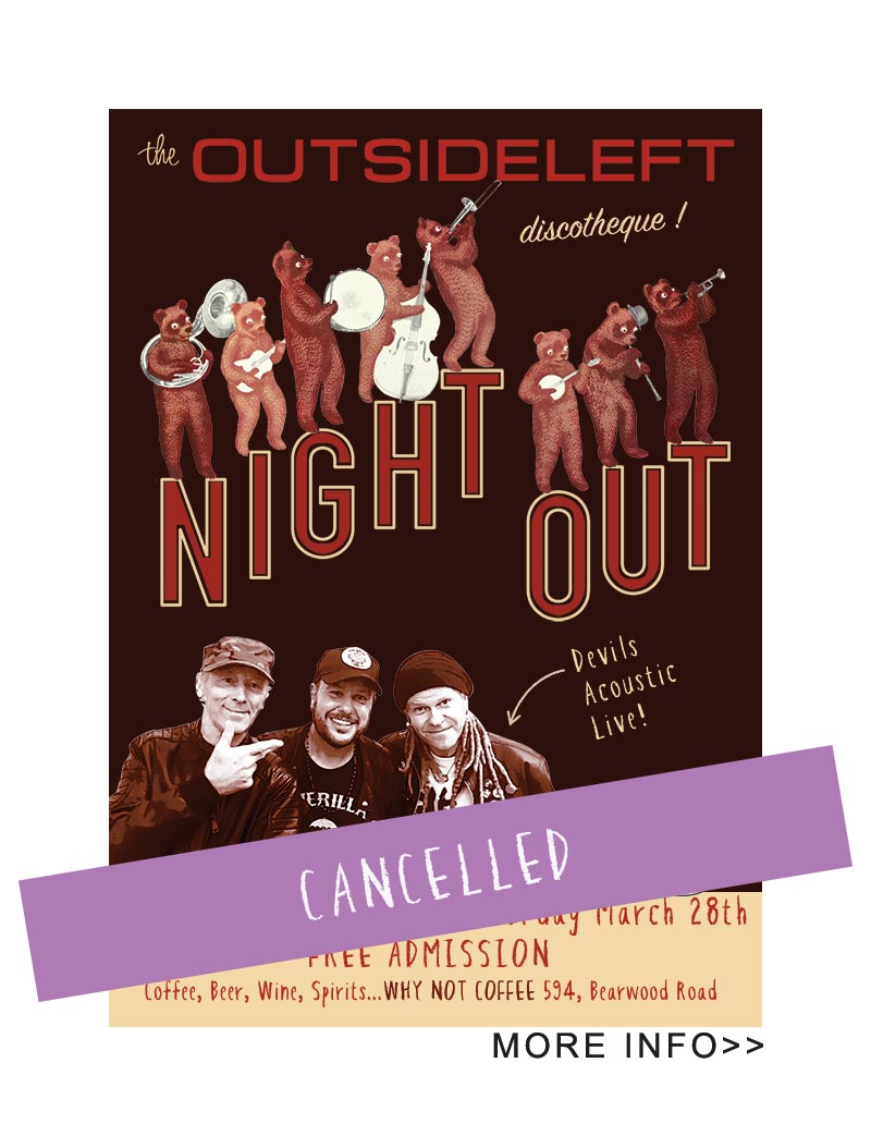Outsideleft Night Out