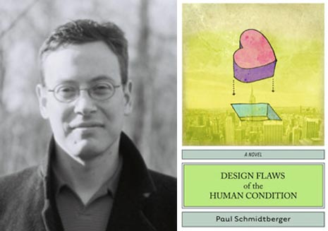 Gift Book of the Year: Design Flaws of the Human Condition by Paul Schmidtberger
