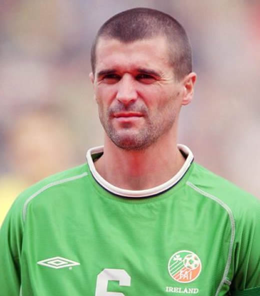 Zen and the Art of Roy Keane