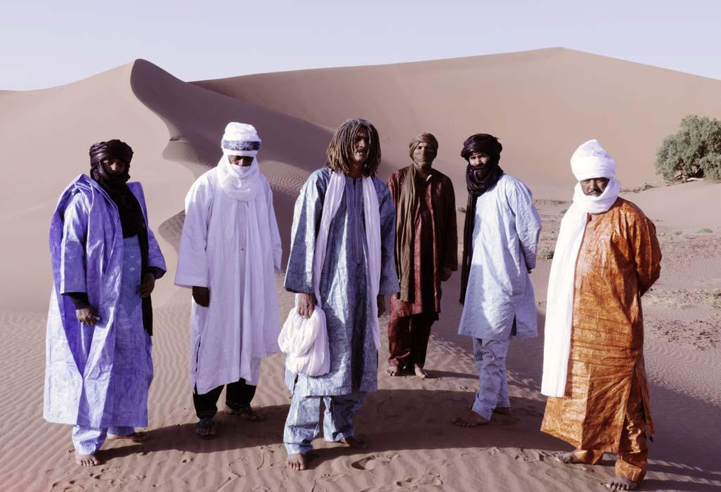 Tinariwen's Sub Saharan Homesick Blues