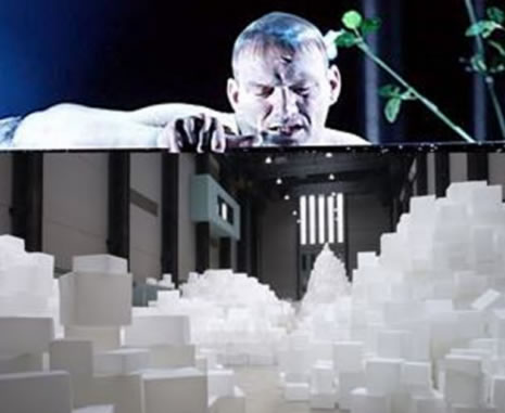 White Boxes, Louie Louie and an Icelandic Rope Trick Woyzeck, alive and well in London. Whiteread, never less so...
